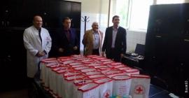 Paketi za novorođene bebe - Akcija Crvenog krsta Požarevac