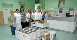 Odeljenje hirurgije dobilo donaciju u vidu opreme