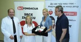 BLIC fondacija - Bolnica dobila aparat za bebe
